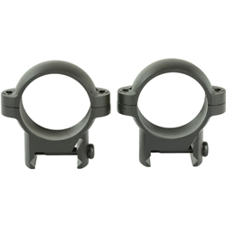 "Burris Steel Signature Zee 1"" Rings, Medium - Matte"