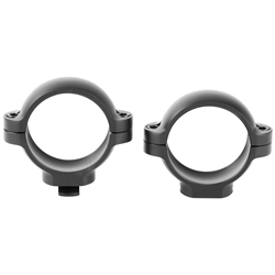 "Burris Steel Signature 1"" Rings, Medium - Matte"