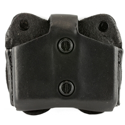 DeSantis Double Mag Pouch for Single-Stack 10mm/45acp
