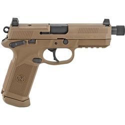 FNH FNX-45 Tactical, FDE w/ Night Sights