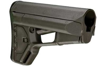 Magpul ACS (Adaptable Carbine/ Storage) Stock, Milspec - OD Green