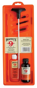 Hoppe's 38/ 357/ 9mm Caliber Pistol Cleaning Kit