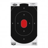 "Birchwood Casey Dirty Bird 6""x10"" Splattering Target, 25PK"