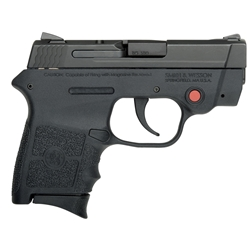Smith & Wesson M&P Bodyguard 380, Crimson Trace Laser