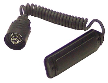 StreamLight Tactical Light Remote Switch w/ Coil Cord