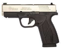 Bersa BP9 Concealed Carry 9mm - Stainless