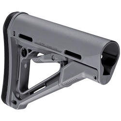 Magpul CTR Carbine Stock, Commercial - Grey