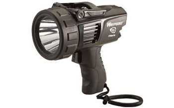 StreamLight Waypoint LED/DEL Rechargeable Spotlight, 1,000 Lumens