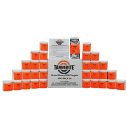 Tannerite Pro Pack, (30) 1/4 LB Targets