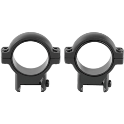 Burris Steel Signature Zee 30mm Rings, High - Matte