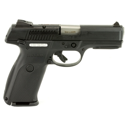 Ruger SR9 9mm - Black