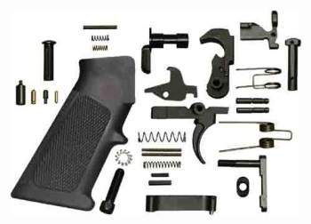 Bushmaster AR15 Lower Receiver Parts Kit