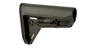 Magpul MOE SL Carbine Stock, Commercial - OD Green