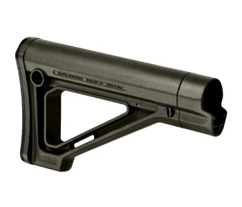 Magpul MOE Fixed Carbine Stock, Milspec - ODG