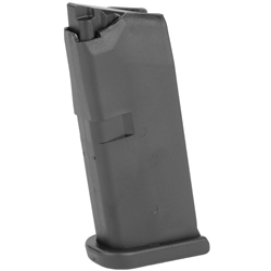 Glock 43 9mm Magazine, 6-Round