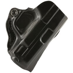 DeSantis Mini Scabbard Belt Holster, RH for S&W M&P Compact 9/40 - Black
