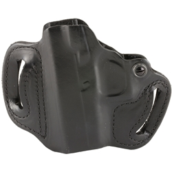 DeSantis Mini Slide Belt Holster, LH for Glock 43  - Black