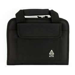 UTG Deluxe Single Pistol Case