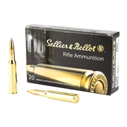 Sellier & Bellot Rifle Training, 7x57 140gr FMJ