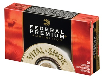 Federal Power-Shok .338, 200gr