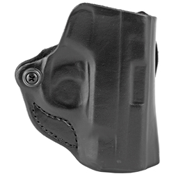 DeSantis Mini Scabbard Belt Holster, RH for S&W M&P Shield 9/40 - Black
