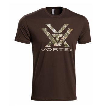 Vortex Optics Brown Kryptek T-shirt - Large