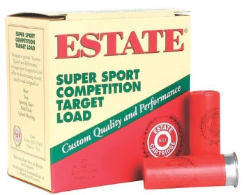 Estate Super Sport Competion Target Load, 28 Gauge 2.75""