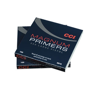 CCI #250 Large Magnum Rifle Primers - 1,000 CT