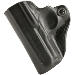 DeSantis Mini Scabbard Belt Holster, LH for Sig P938 - Black