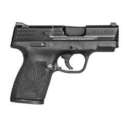 Smith & Wesson M&P Shield .45acp, No Thumb Safety