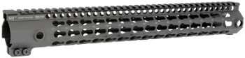 Midwest Industries Gen 3 K-Series, One Piece Free Float Handguard - 15""