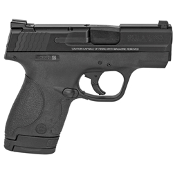 Smith & Wesson M&P Shield .40S&W, with Night Sights