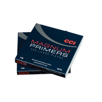 CCI #350 Large Magnum Pistol Primers - 1,000 CT