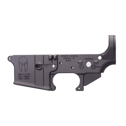 Spikes Tactical Stripped AR15 Lower Receiver - Spartan