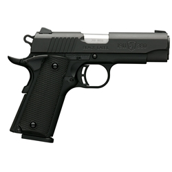 Browning Black Label 1911 Compact .380acp - 3.625""