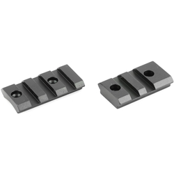 Burris Xtreme Tactical 2-Piece Steel Base for Savage Flat Rear