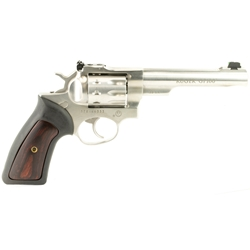 "Ruger GP100 .22LR 5.5"" - Stainless"