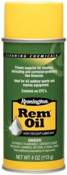 Remington Rem Oil, 4oz