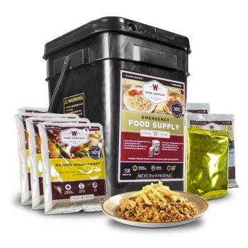 Wise Company Emergency Food Prepper Pack - 52 Servings