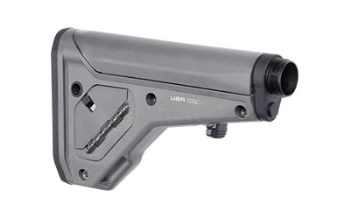 Magpul UBR (Utility Battle Rifle) Gen 2 Collapsible Stock - Gray