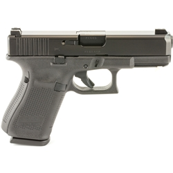 Glock 19 Gen 5, 9mm with Night Sights