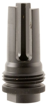 SilencerCo ASR 9mm Flash Hider, 1/2x28