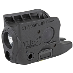 StreamLight TLR-6 Tac Light & Laser for Glock 42 or 43 - 100 Lumens