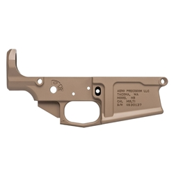 Aero Precision M5 .308 Lower Receiver - FDE