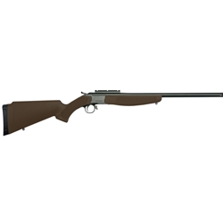 CVA Hunter .243 Win. with Threaded Barrel
