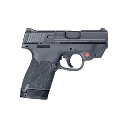Smith & Wesson M&P Shield M2.0 9mm, Crimson Trace Red Laser - No Thumb Safety