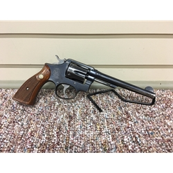 Smith & Wesson .38 Special Hand Ejector, 6""