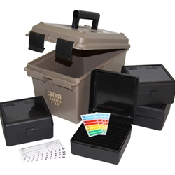 MTM Case-Gard 308 Ammo Can with 4 RM-100's