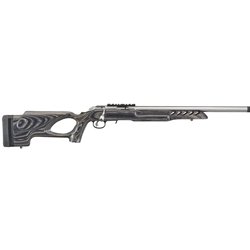Ruger American Rimfire Target .22LR, Stainless/ Laminate