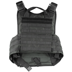 NcStar Plate Carrier Vest - Black